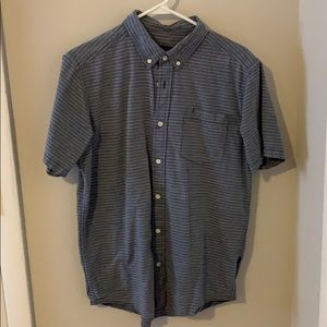Patagonia short sleeve button down shirt